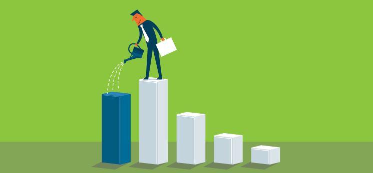 Uppdaterad investeringsstrategi